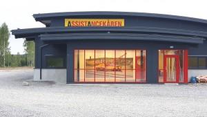 Bilbärgning Falun och Borlänge