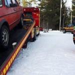 Lyckad lördag hos Bjursås Skicenter