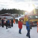 Träffa oss hos Bjursås Skicenter i helgen