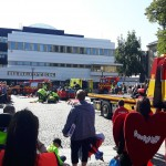 Lyckad dag i Borlänge