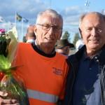 Assistancekåren på Dalatravet i Borlänge