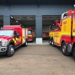 Räddningstjänsten Dala Mitt på besök