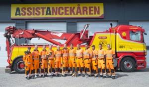 Bild på Vägens Hjältar i Falun och Borlänge.
