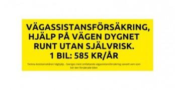 Teckna assistansförsäkring