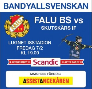 Annons bandy 2020