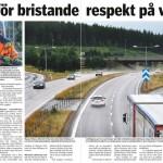 Reportage i Annonsbladet