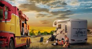 Försäkring husbil och husvagn